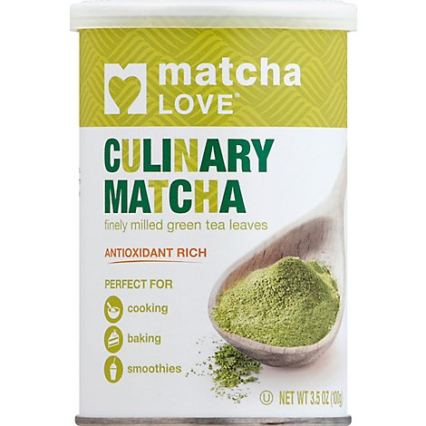 Matcha Powder Culinary 100g - 3.5 OZ