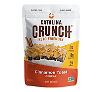 Catalina Snacks Cereal Cinnamon Toast - 9 OZ