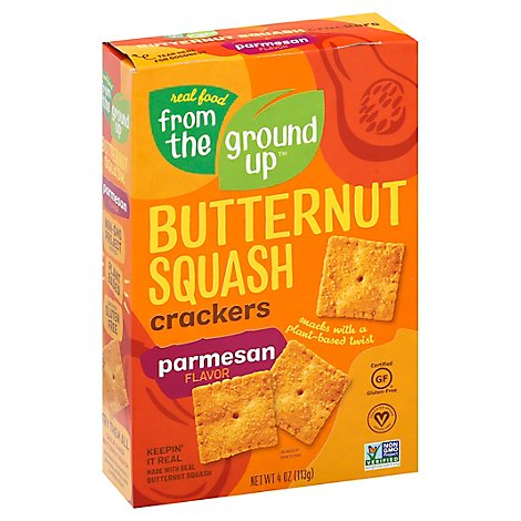 From The Cracker Butternut Squash Parm - 4 OZ