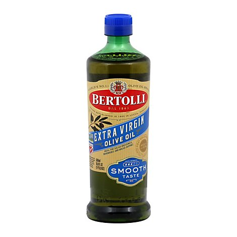 Bertolli Smooth Extra Virgin Olive Oil - 16.9 FZ