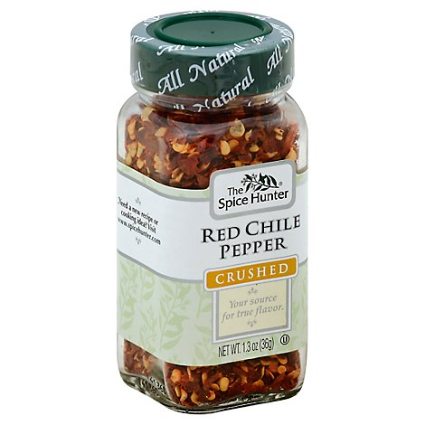 Spice Hunter Red Chile Pepper Crushed - 1.3 OZ