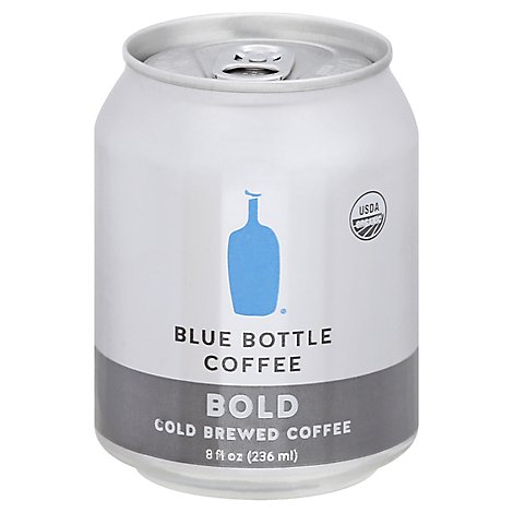 Blue Bottle Coffee Cold Brew Bold - 8 FZ