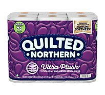 Quilted Northern Ultra Plush Toilet Paper 18 Mega Rolls - 18 CT