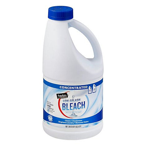 Signature Select Bleach Low Splash Regular - 43 FZ
