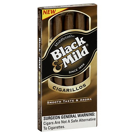 Black & Mild Cigarillos - EA
