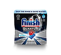 Finish Quantum Powerball - 22 CT