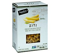 Signature Select Pasta Ziti - 16 OZ