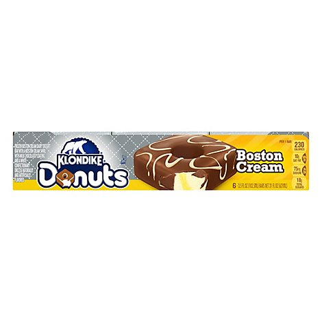 Klondike Ice Cream Boston Creme Donut - 21 FZ