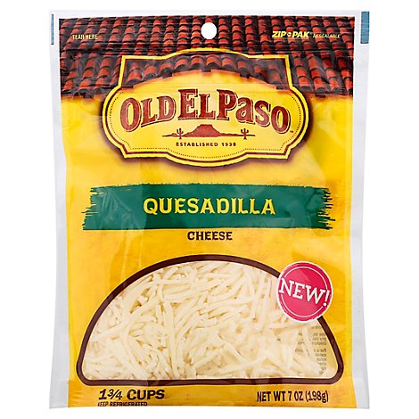 Old El Paso Quesadilla Shred - 7 OZ