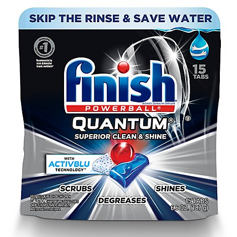 Finish Quantum - 15 CT