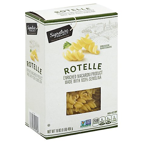 Signature Select Rotelle Psta - 16 OZ