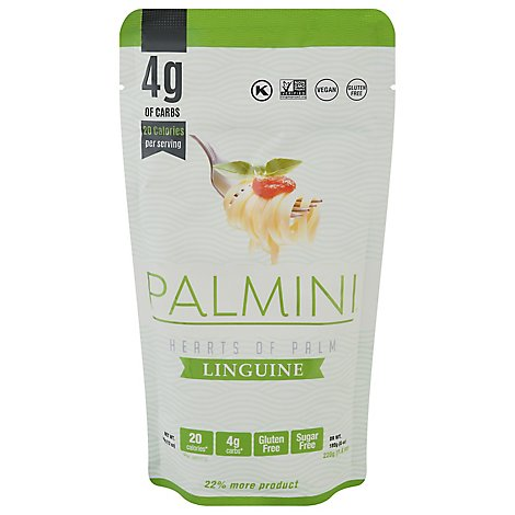 Palmini Pasta Heart Of Palm Linguine - 12 OZ
