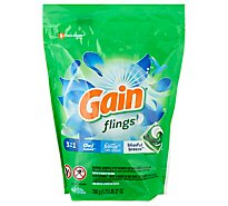 Gain Flings Blissful Breeze - 35 CT