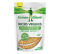 Green Giant Green Pea & Chickpea Cauliflower Blend Rice - 7 OZ