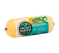 Food Merchants Organic Traditional Italian Polenta - 18 OZ