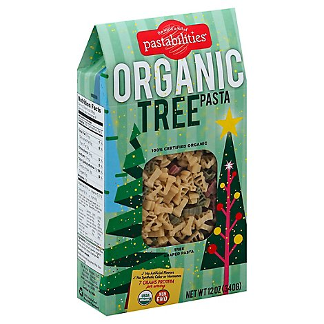 Pastabilities Pasta Tree Org - 12 OZ