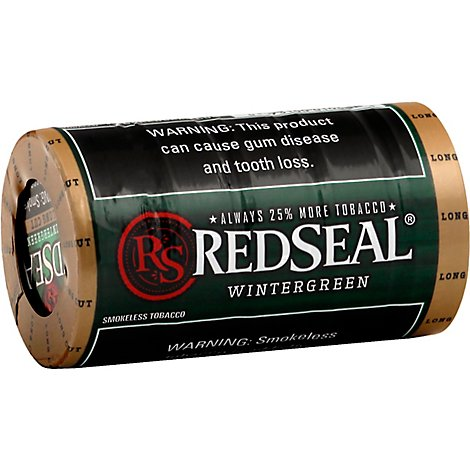 Red Seal Wintergreen Long Cut - EA