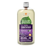 Seventh Generation Lavender Easy Dose Liquid Laundry Detergent - 23.1 FZ
