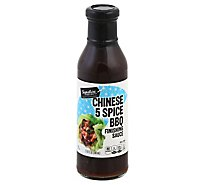Signature Select Sauce Chinese 5 Spice Bbq - 11.8 FZ