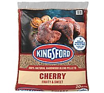 Kingsford Wood Pellets With Cherry - 20 LB