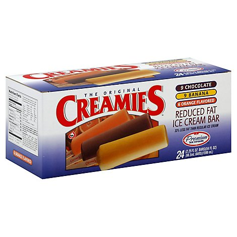 Creamies Variety Pack 8/24ct - 54 FZ