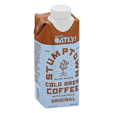 Stumptown Cold Brew Coffee Oatly Original - 11 OZ