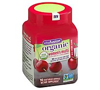 Vitafusion Organic Womens Multi Vitamin - 90 CT