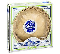 Village Piemaker Apple Pie - EA