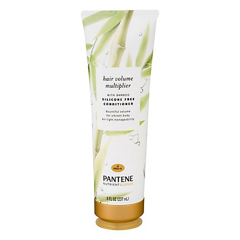 Pantene Conditioner With Bamboo - 8 FZ