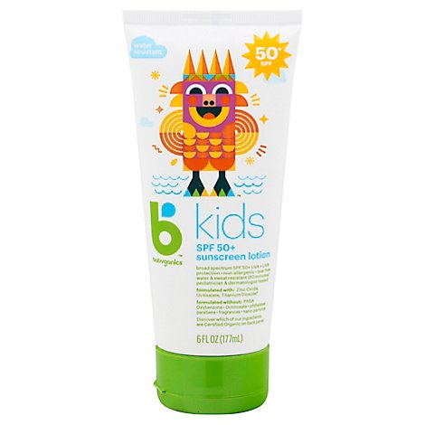 Bkids 50spf Sunscreen Lotion - EA