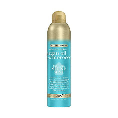 Ogx Argan Oil Of Morocco Dry Oil Shining Mist - 5 FZ