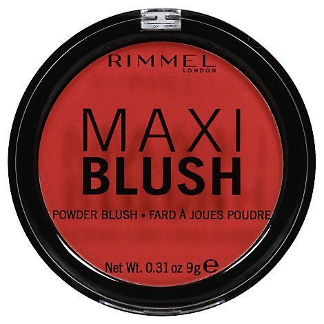 Rimmel Maxi Blush Wild Card - 0.31 OZ