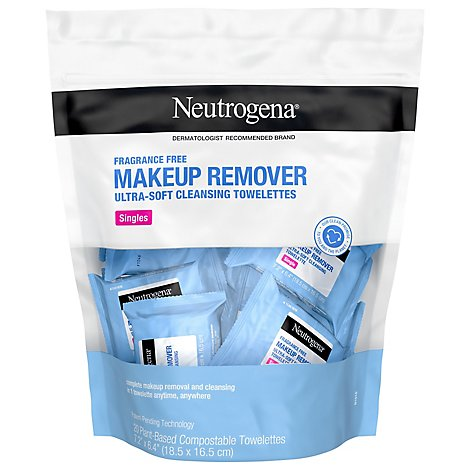 Neutrogena Cleansing Toweletts - 20 CT