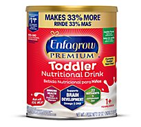 Enfagrow Toddler Next Step Vanilla Powder - 32 OZ