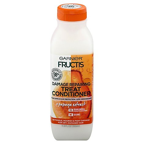 Garnier Damage Repairing Treat Papaya Conditioner - 11.8 FZ