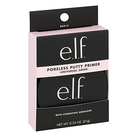 Elf Pore Ptty Primer Sheer - .741 OZ