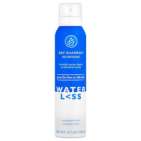 Waterless Dry Shampoo - 3.7 OZ