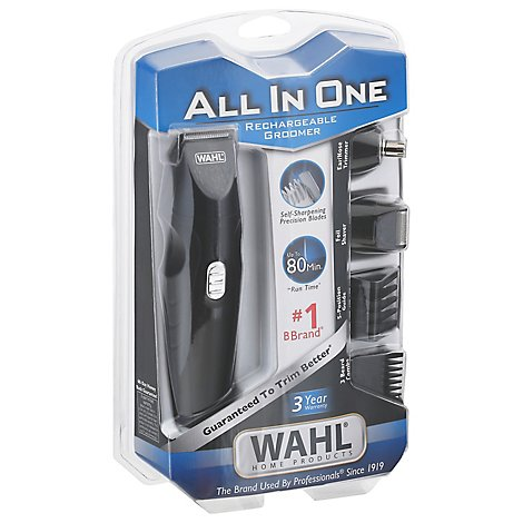 Wahl All In One Trimmer - EA