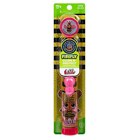 Firefly Lol Kids Rotary Toothbrush - EA