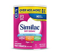 Similac Isomil Soy Powder - 30.8 OZ