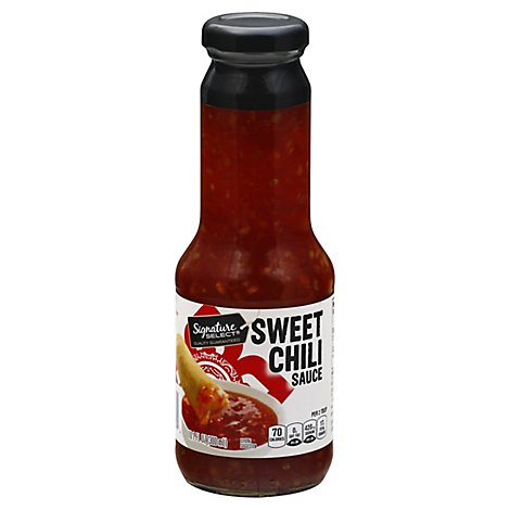 Signature Select Sauce Sweet Chili - 10.1 FZ