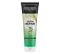 J Frieda Detox & Repair Conditioner - 8.45 FZ
