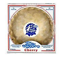 Village Piemaker Cherry Pie - 3 LBS