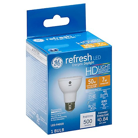 Ge Led Refresh Par20 50w Eqv - EA