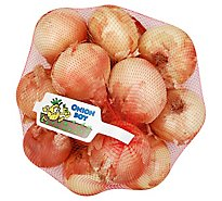 Onions Yellow 5lb Bag - 5 LB
