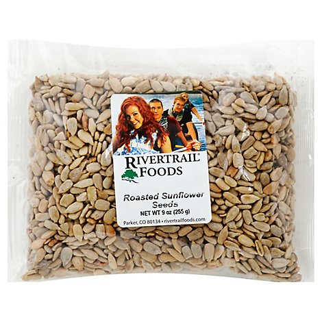 Sunflower Seeds Roasted Salted - 8.5 OZ