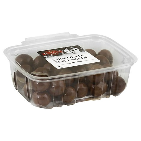 Chocolate Malt Balls - 14 OZ