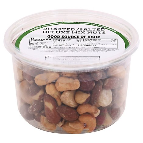 Nuts Mixed Roasted Fancy - 10 OZ