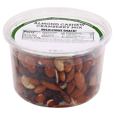 Cashew Cranberry & Almond Mix - 9 OZ