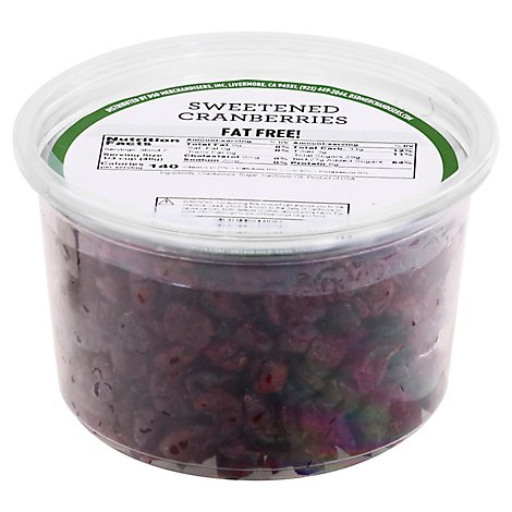 Cranberries Sweetened - 11 OZ